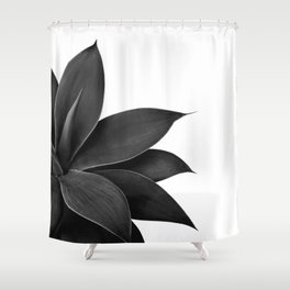 Agave Finesse #13 #tropical #decor #art #society6 Shower Curtain