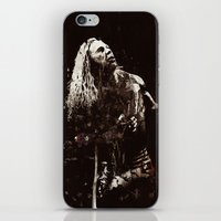 springsteen iPhone & iPod Skins featuring The Wrestler by  Maʁϟ