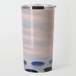 Zen Steine 1 Travel Mug