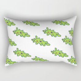 Amoeba Pattern Rectangular Pillow