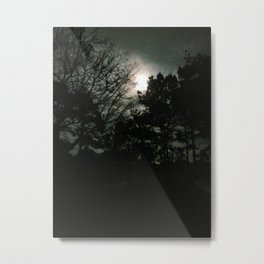 Gothic Night Metal Print
