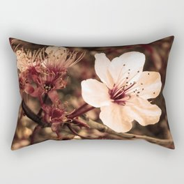 Cherry Blossom Rectangular Pillow