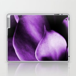 Succulent Leaves In Ultraviolet Color #decor #society6 #homedecor Laptop & iPad Skin
