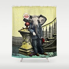 I Will Never Forget You! Shower Curtain