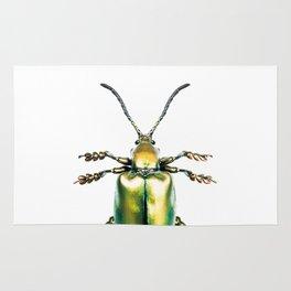 Beetles #2 (Sagra Femorata) Rug