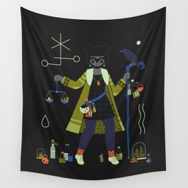 Witch Series: Potions Wall Tapestry