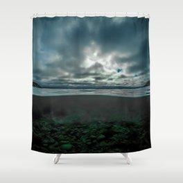 Höstsaga Shower Curtain