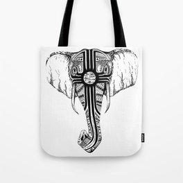 Zia Elephant Tote Bag