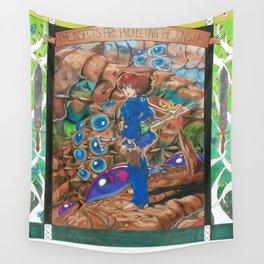 Nausicaa and the Ohmu Wall Tapestry