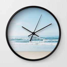 California Surfing Wall Clock