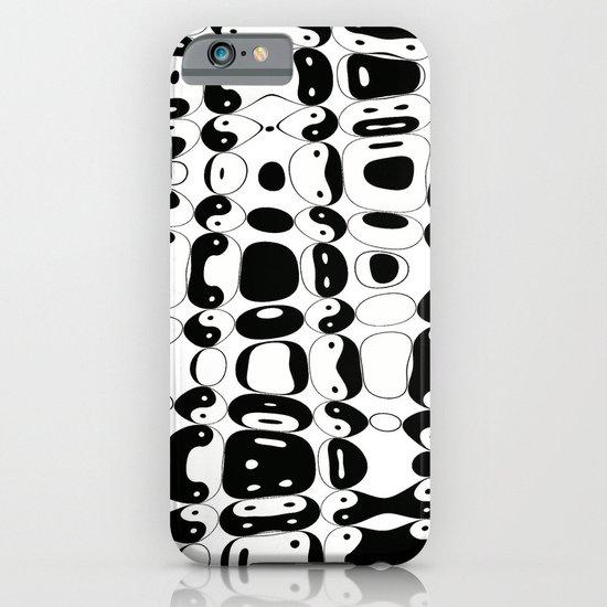 Yin Yang mix (w) iPhone & iPod Case