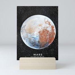 Mars Mini Art Print