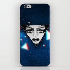 dimensional snap iPhone & iPod Skin