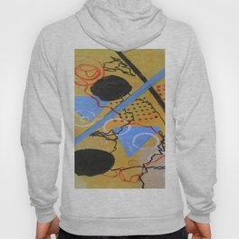 Just above the Line Hoody