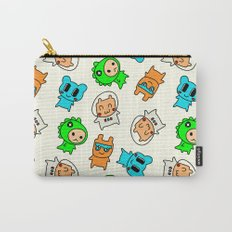 Kawaii Kumas Carry-All Pouch