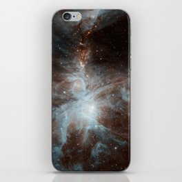 the cradle of orion   space #09 iPhone Skin