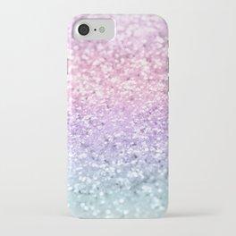 Unicorn Girls Glitter #1 #shiny #pastel #decor #art #society6 iPhone Case