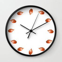 Shallot Wall Clock