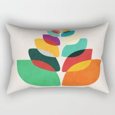Lotus flower Rectangular Pillow