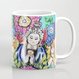 White Tara Coffee Mug