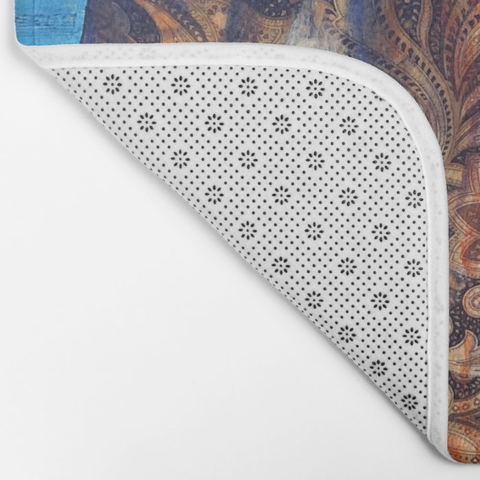 Rapidly With Extreme Brightness Bath Mat
