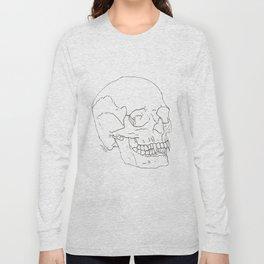 Vamp Skull Long Sleeve T-shirt