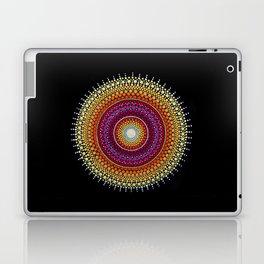 Rising Sun Mandala Laptop & iPad Skin