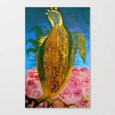 Corn Maiden Canvas Print