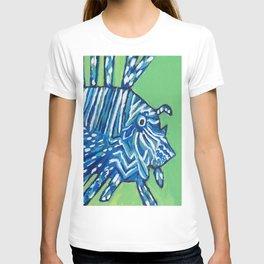 Lion Fish 2, a pretty predator & invasive species T-shirt