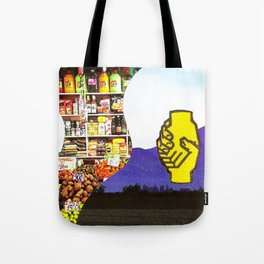 Import Agreements Tote Bag