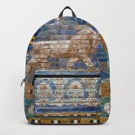 Lion Mosaic Backpack