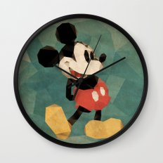 Mr. Mickey Mouse Wall Clock