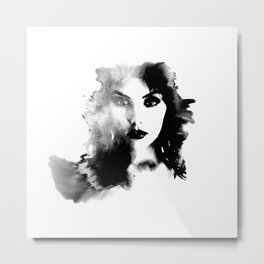 SFUMATURE Metal Print