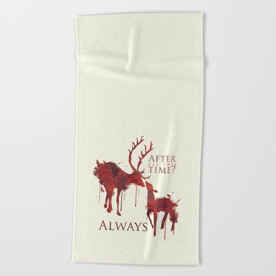 Always Beach Towel