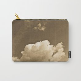 Sepia Summer Skies Carry-All Pouch