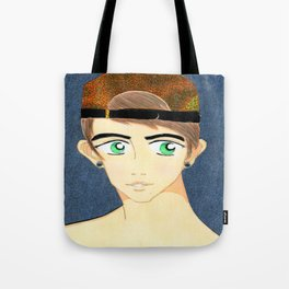 For the Love of Jaxon Tote Bag