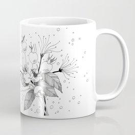 Rosebuds Coffee Mug