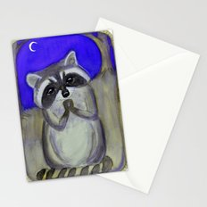 Reginald Raccoon and the Moon Stationery Cards