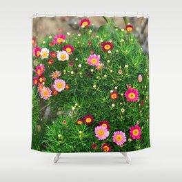 Flowers Blossom  #Society6 #decor #buyart Shower Curtain