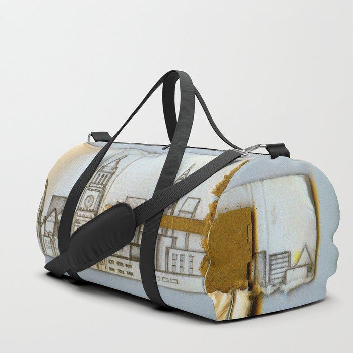 Midtown New York Duffle Bag