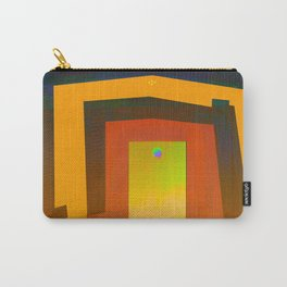 Photosynthetic Habitacle Carry-All Pouch