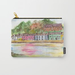 Portree, Scotland Carry-All Pouch