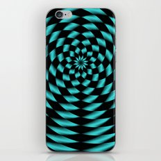 Tessellation 1 iPhone & iPod Skin
