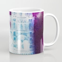 Notre Dame Night Coffee Mug