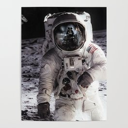 Apollo 11 - I am your father Poster