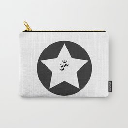 Om Star Carry-All Pouch