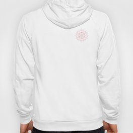 Mandala_Rose-Warm Gray Hoody