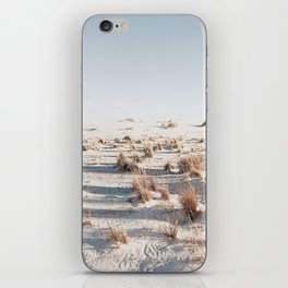 white sands iPhone Skin