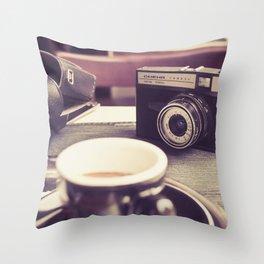 smena Throw Pillow