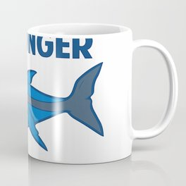 DOESNT KILL YOU MAKES YOU STRONGER MEGALODON T-SHIRTS Shark Coffee Mug
